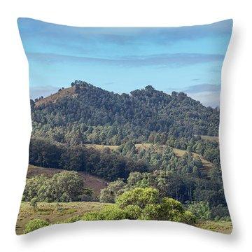 Mountains Of The Hunter Throw Pillow