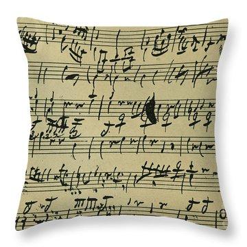 Wolfgang Throw Pillows