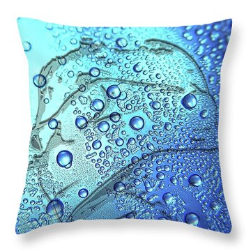 Mr I'm So Cool Throw Pillow