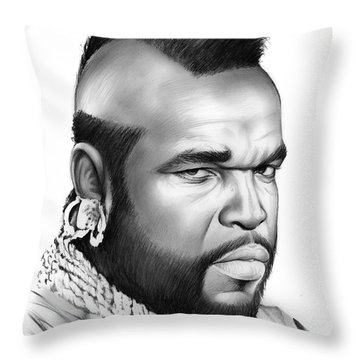 Team Throw Pillows