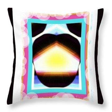 MRI Throw Pillow