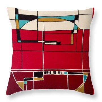 MTV Throw Pillow
