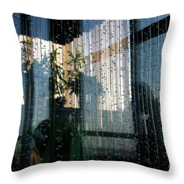 Mt. Wash Throw Pillow