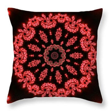 Muluc 9 Throw Pillow