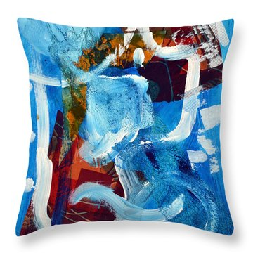 Murano Throw Pillow