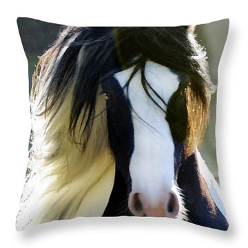Murphy Throw Pillow