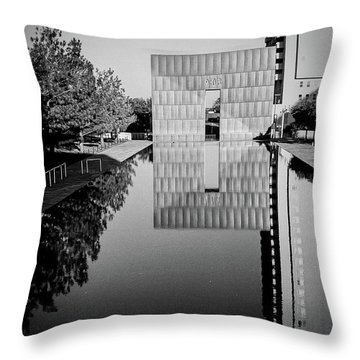 Murrah II Throw Pillow