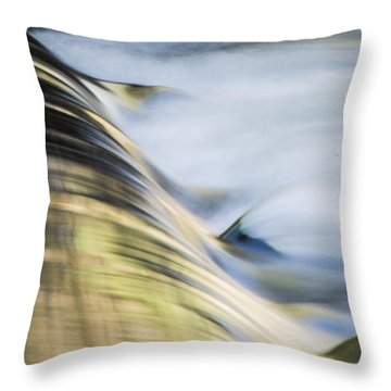 Throw Pillow featuring the photograph Murrumbidgee River by Angela DeFrias