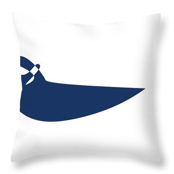 Music Notes 19 Throw Pillow by David Bridburg