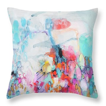 Muy Picante Throw Pillow