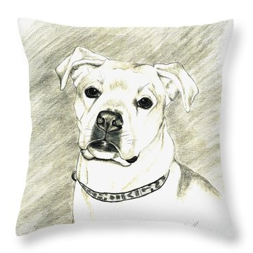 My Bella Throw Pillow