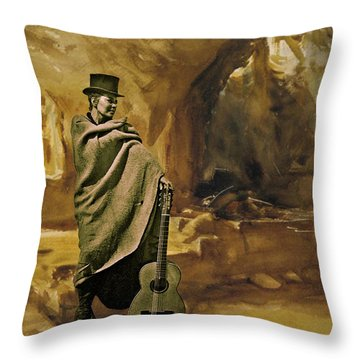 My Beloved Mum Chris Throw Pillow