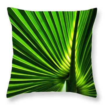 My Biggest Fan  Throw Pillow by John S