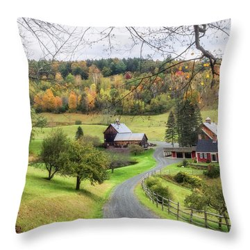 My Dream Home. Throw Pillow