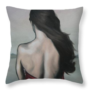 My Endlessness Throw Pillow