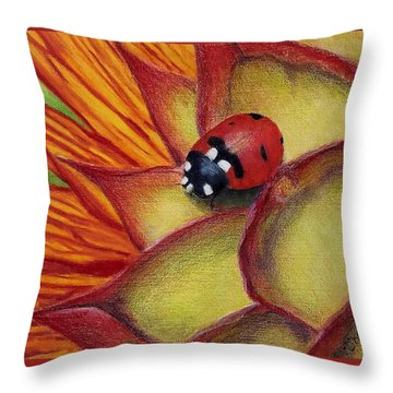 My Fair Lady Throw Pillow