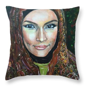 My Fair Lady II - Come Home - Geylang Si Paku Geylang Throw Pillow
