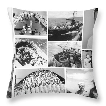 My Father Throw Pillow by Karol Livote