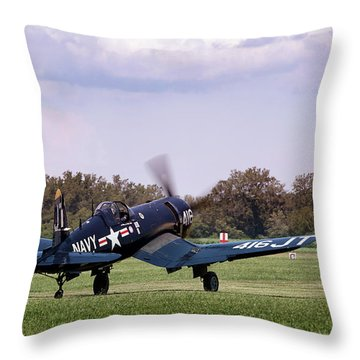 My Favorite Things Throw Pillow