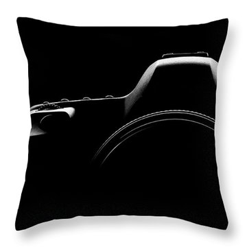 My Favourite Throw Pillow by Yvette Van Teeffelen