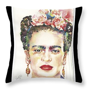 Ruth Hardie Throw Pillows