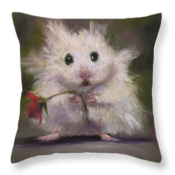 My Gift To You Throw Pillow