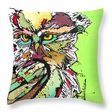 My Heart Cried Out For You Throw Pillow