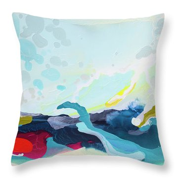My Heart, Your Soul Throw Pillow