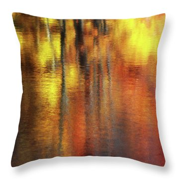 My Impression Throw Pillow