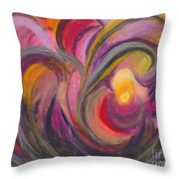 My Joy Throw Pillow