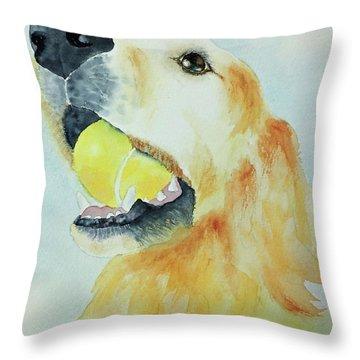 My Madison Throw Pillow