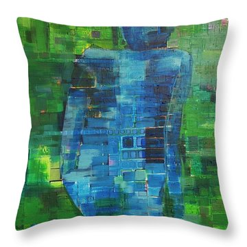 My Matisse Throw Pillow