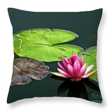 My Own Pad Throw Pillow