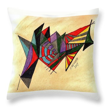 My Picasso Throw Pillow