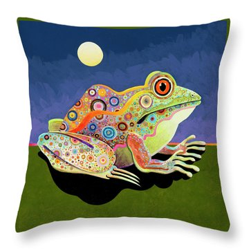 My Prince Throw Pillow by Bob Coonts