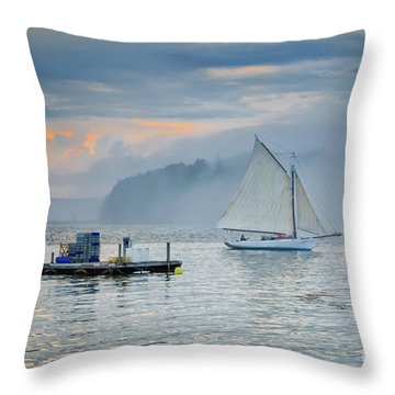 My Special Place Throw Pillow