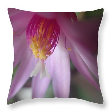 My Special Treasure Throw Pillow