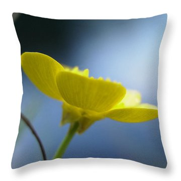 My Sweet Buttercup Throw Pillow