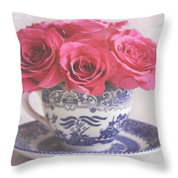 My Sweet Charity Throw Pillow