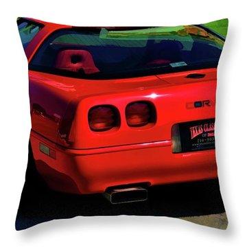 My Sweetheart Throw Pillow