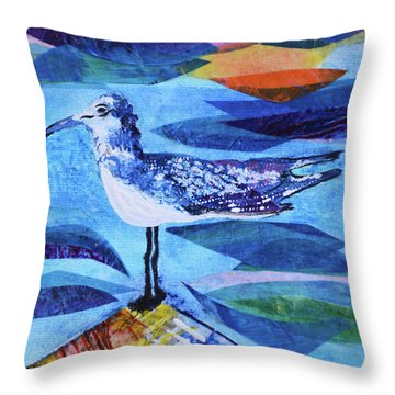 My Tern Throw Pillow