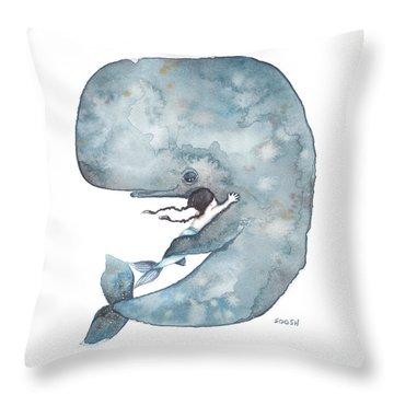 Animal Love Throw Pillows