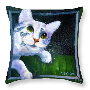 Till There Was You Throw Pillow