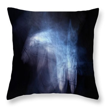 Myowls Throw Pillow
