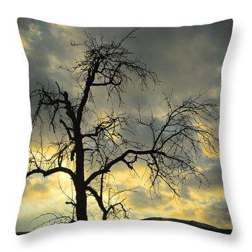 Mystic Throw Pillow