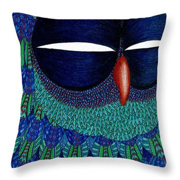 Mystic Sovicka Throw Pillow