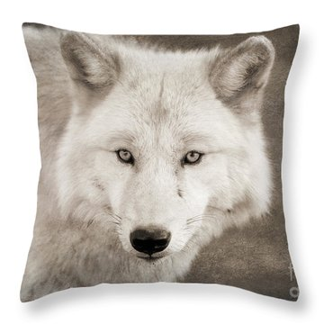 Mystical Creature Throw Pillow