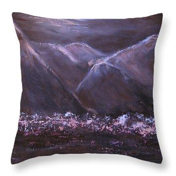Mythological Journey Throw Pillow