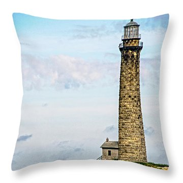 N A V I G A T I O N Throw Pillow by Charles Dobbs