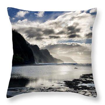 Hawaiian Islands Throw Pillows